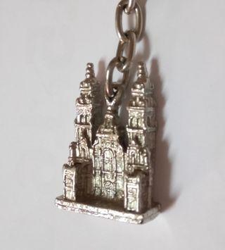 Colección 3 llaveros Camino de Santiago Compostela