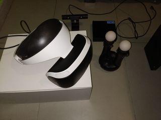 Pack Playstation VR