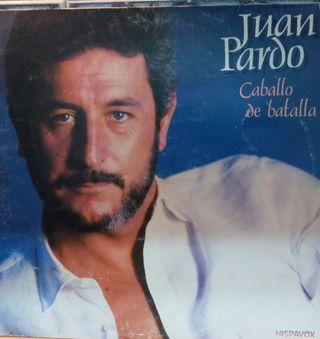 Disvo Vinilo Juan Pardo
