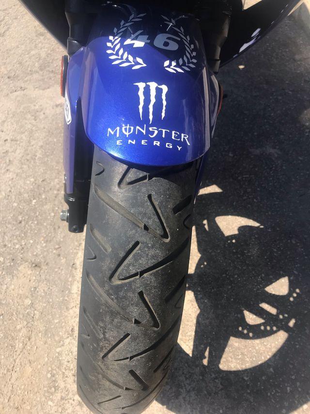 Yamaha tzr ,49
