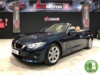 BMW Serie 4 420d Cabrio 135kW (184CV)