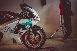 Circuito Suzuki GSX-R 2001 750cc