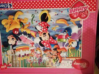 puzzle 100 piezas Disney