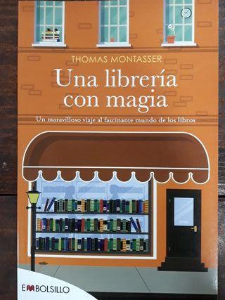 'Una librería con magia' de Thomas Montasser