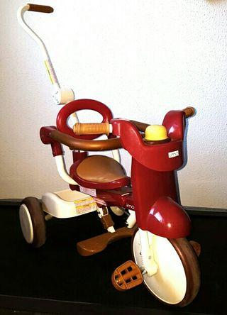 Triciclo infantil de Imaginarium