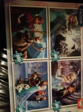 puzzles Disney