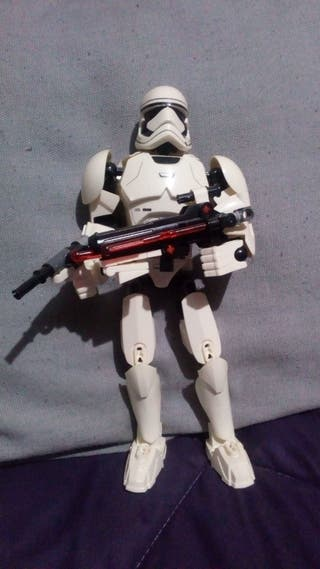 Lego Star Wars grande First Order Stormtrooper