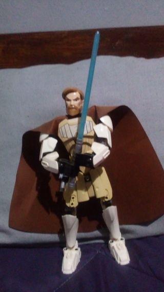 Figura Lego Star Wars grande Obi-Wan Kenobi