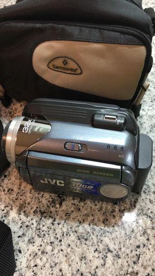 Cámara de vídeo JVC Nueva