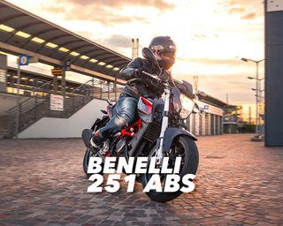 Moto Benelli BN 251 ABS