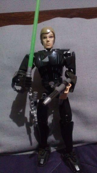 Figura lego Star Wars grande Luke Skywalker