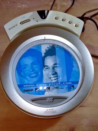 Reproductor DVD portatil Sony PQ-2
