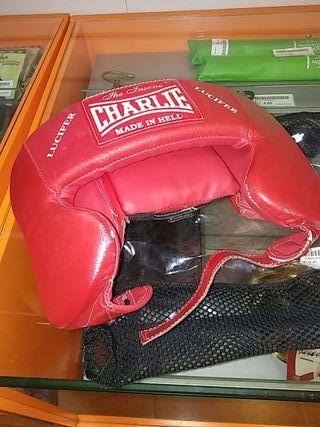 Casco boxeo charlie lucifer