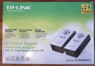 PLC TP Link TL-PA551 - 500 Mbps