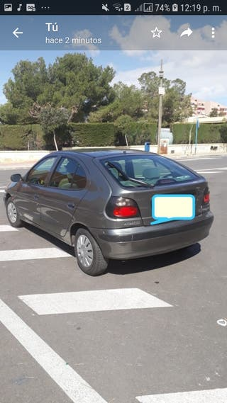 Renault Megane600 inyection