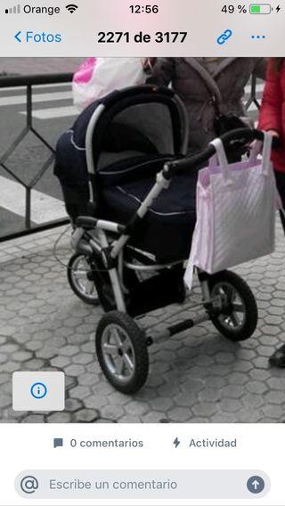 Carrito de bebé 3 ruedas Jane