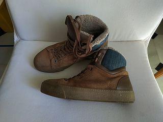botas zara 41
