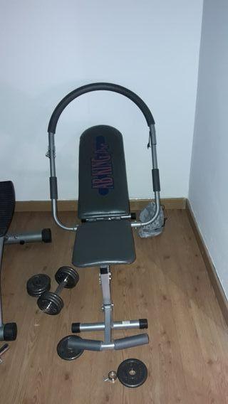 Gym particular poco uso