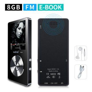 Reproductor de MP3 portátil de 8GB