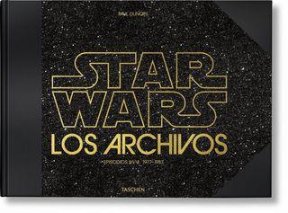 ARCHIVOS DE STAR WARS 1977 1983