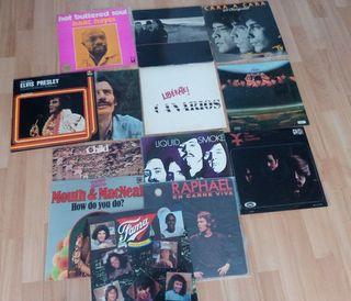 Colección Discos Vinilos