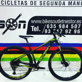 Bicicleta nueva Berria adventure HP 9 2019