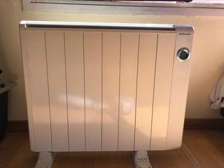 Radiador- estufa eléctrica-calefactor Orbegozo