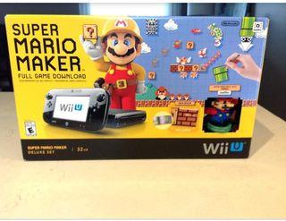 Wii U accesorios