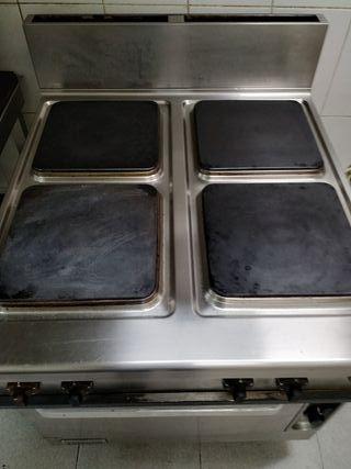 cocina industrial electrica