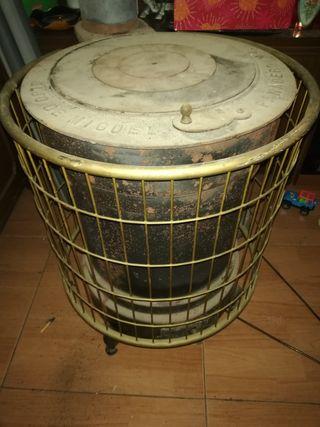 estufa antigua