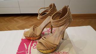 Zapatos tacón Mary Paz