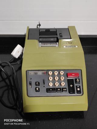 calculadora eléctrica antigua