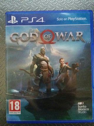 God of war, videojuego