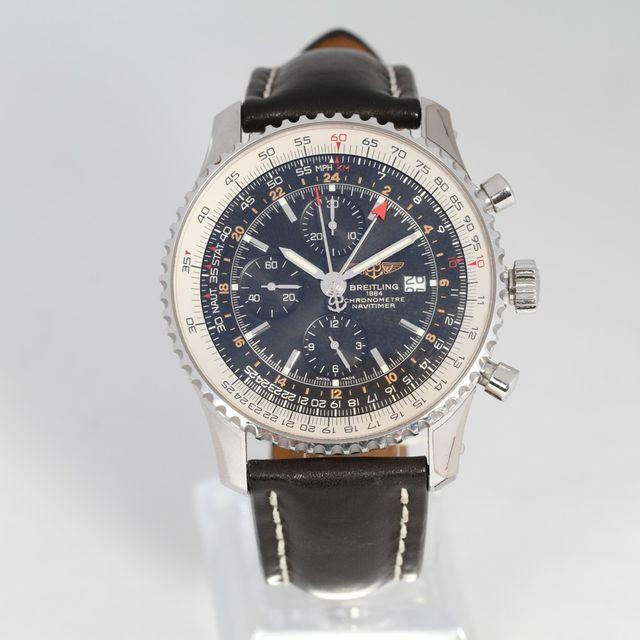 2f914c6e8661 Reloj BREITLING CHRONOMETER NAVITIMER E331160 de segunda mano por ...