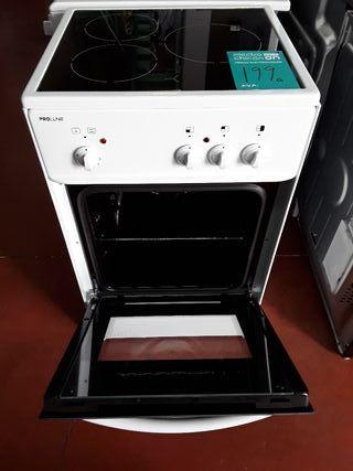 ,Cocinas eléctricas nuevas y taras desde 199Eur.