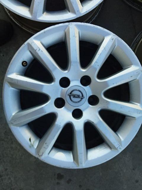 llantas Aluminio Opel 16