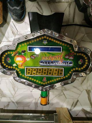 Cabezales marcadores maquinas casino