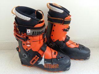 Botas esqui travesía Atomic Backland