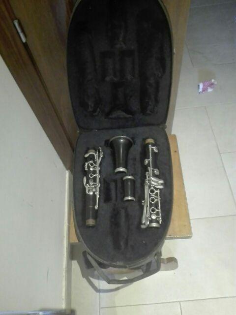 clarinete yamaha 26ii