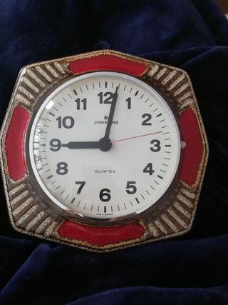 Antiguo reloj alemán Junghans