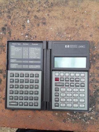 Calculadora científica gráfica HP 28C