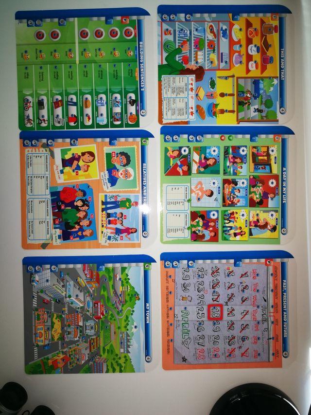 Tablet inglés para niños Educa Touch