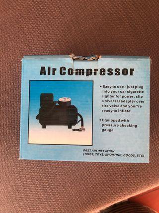 Compresor bomba