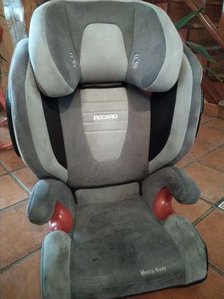 silla coche Recaro Monza