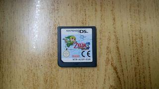 Zelda phantom Hourglass para Nintendo Ds.