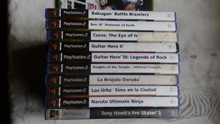 juegos ps2 playstation 2 a 2,5euros