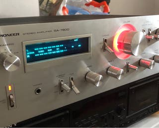 Amplificador Pioneer sa-7800