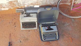 maquina para escribir