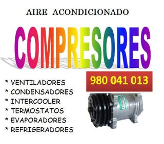 aire acondicionado refrigeradores evaporadores