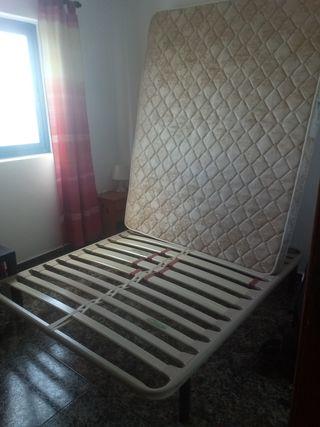 Somier + colchón